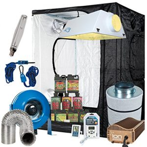 Advanced Growing Tent Kit  sc 1 st  Canna-Base & Home Growing Tents u0026 Cabinets - Cannabis for Chronic Pain