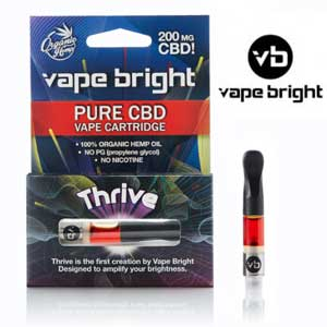 Vapebright Pure CBDs Vaporizer Liquid