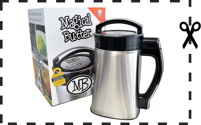 magic butter machine coupon offer