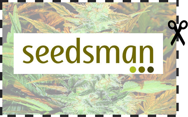 seedsman coupon offer